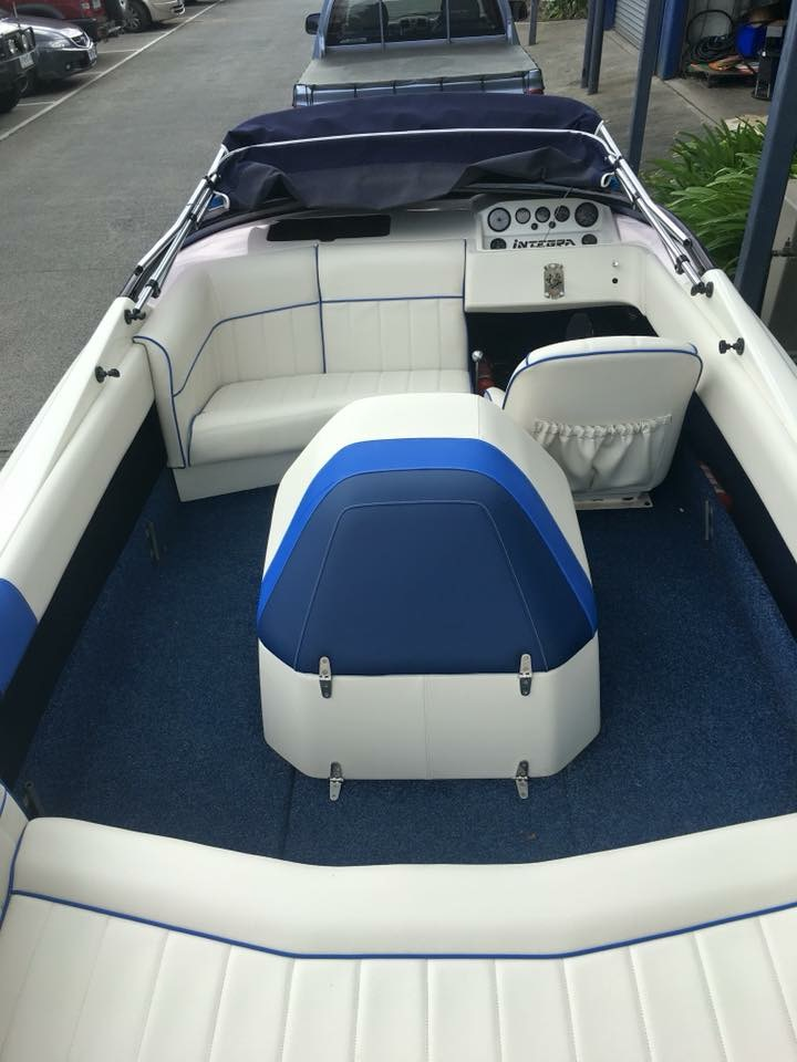 Boat Seats Amp Marine Upholstery Melbourne Classic Trimmers
