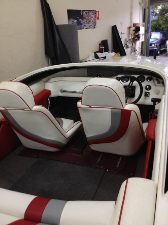 Boat Seats Marine Upholstery Melbourne Classic Trimmers